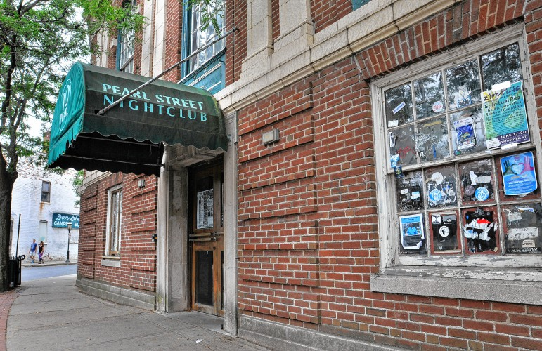 The Pearl Street Nightclub, 10 Pearl Street in Northampton, is owned by Eric Suher.