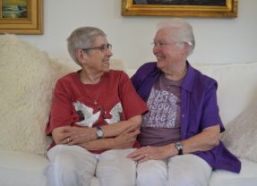 Coming Out to Your Husband: 'Old Lesbians' talk life before Pride