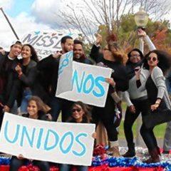 I Love a Parade: UMass Homecoming