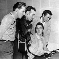 Million Dollar Quartet: Four legendary musicians, one fateful day