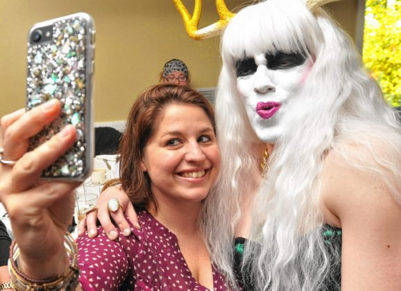 House of Hors! Valley drag and burlesque's not-so-secret weapon is Hors D'oeuvres