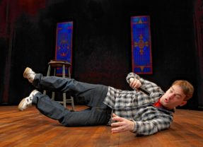 Saturday at the Calvin: Comedian Mike Birbiglia's Insults and Insights