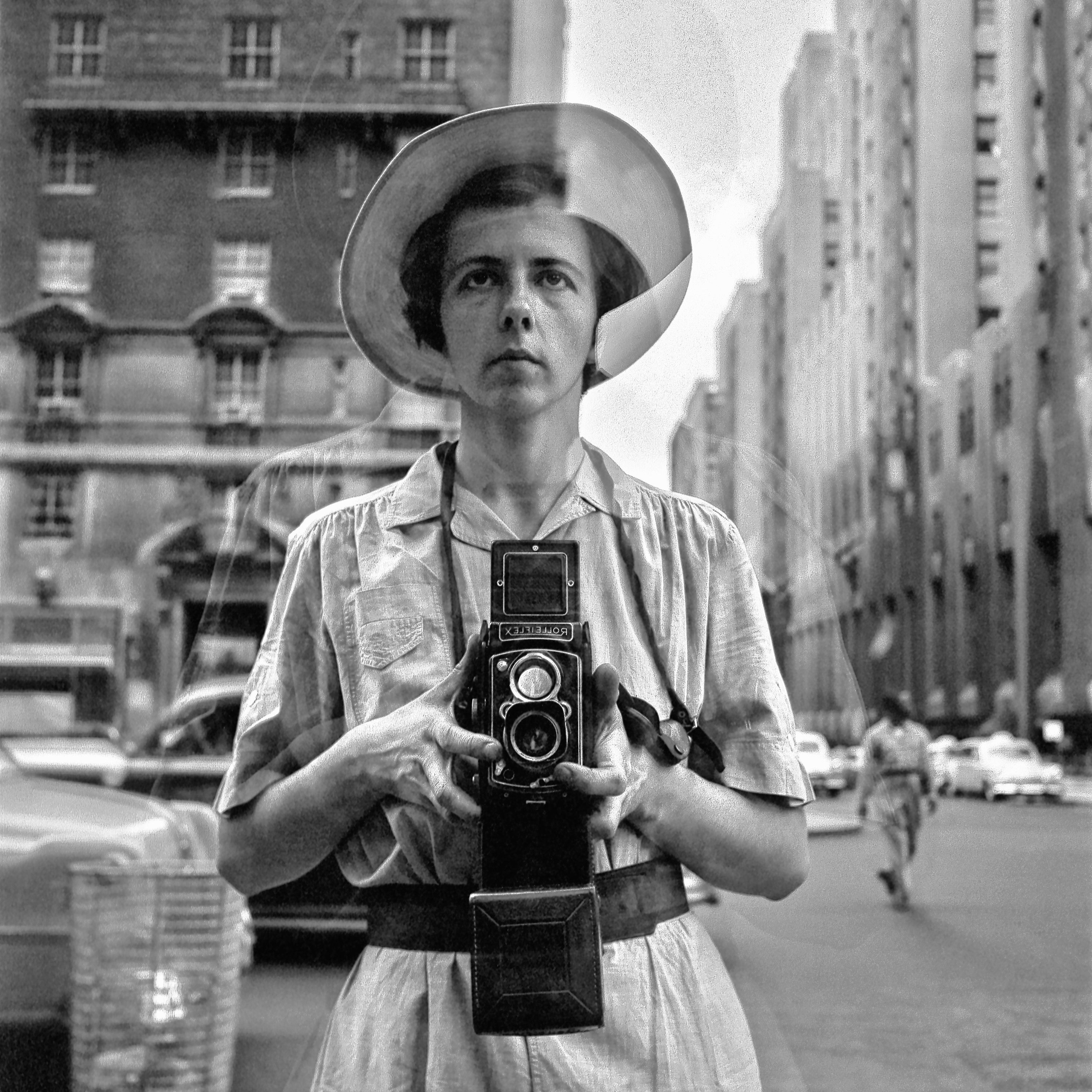 Cinemadope: The Nanny's Gaze, discovering the secret world of little known Chicago street photog Vivian Maier