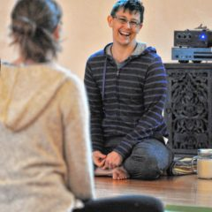 Third Eye Roaming: Amherst yoga leader aims to move minds