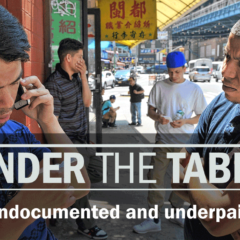 Between the Lines: Immigrant abuse – Where's the outrage, Happy Valley?