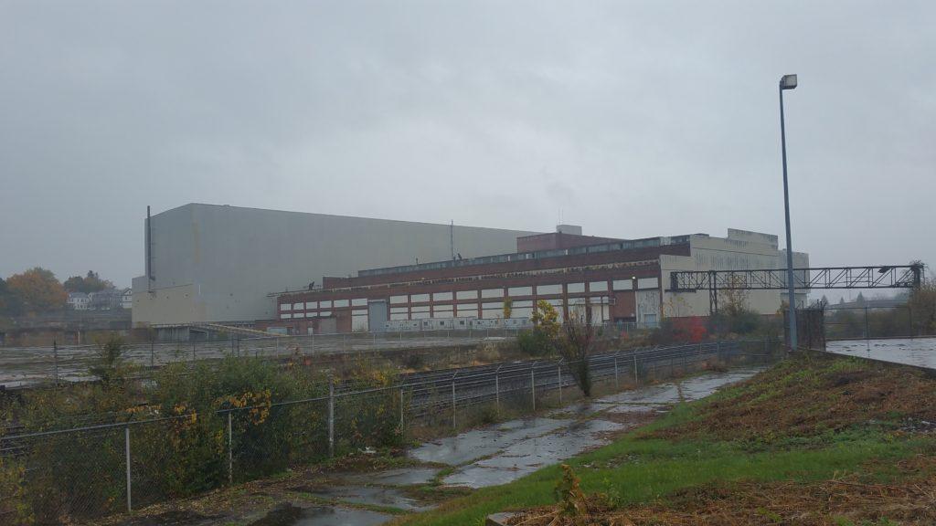 GE plant