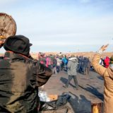 BTL: The North Dakota Pipeline Protest Asks What's More Valuable, Water or Oil?