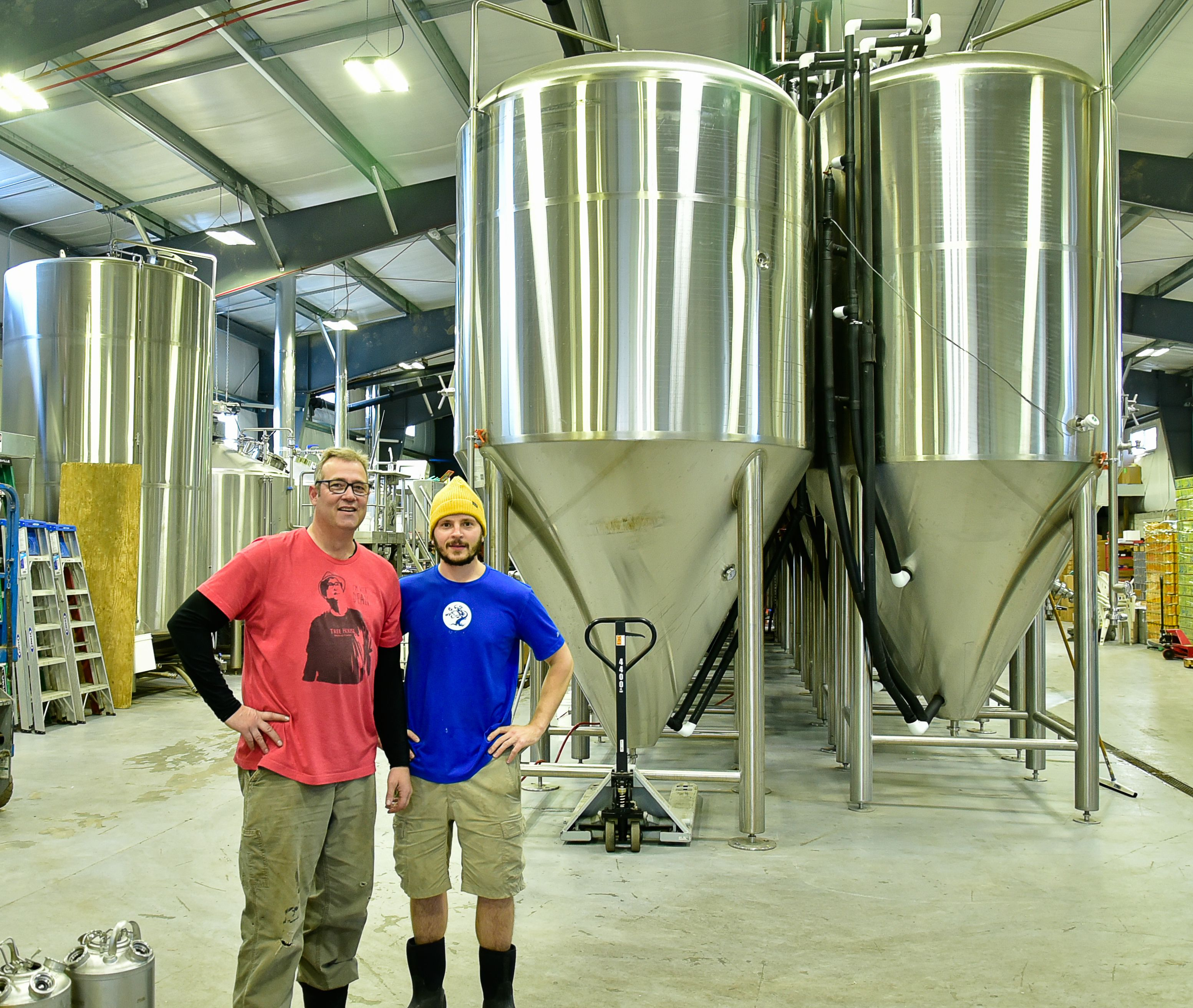 If You Brew It, They Will Come: Tree House Brewing in Monson attracts international recognition