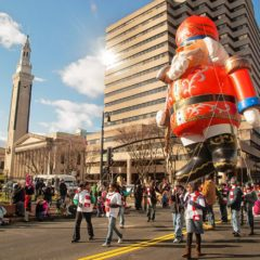 Springfield's own Macy's Day parade