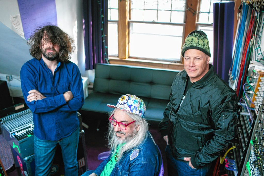 Nineties notables Dinosaur Jr. play MASS MoCA in North Adams Dec. 10. Levi Walton photo.