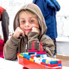 This Weekend: Brattleboro's Annual LEGO Contest