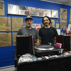 Electrifying the Vinyl: Electric Eye Records in Florence is a vinyl lover's go-to destination