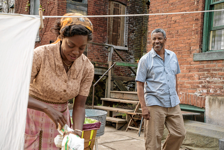 Cinemadope: Denzel Washington stars in August Wilson's Fences