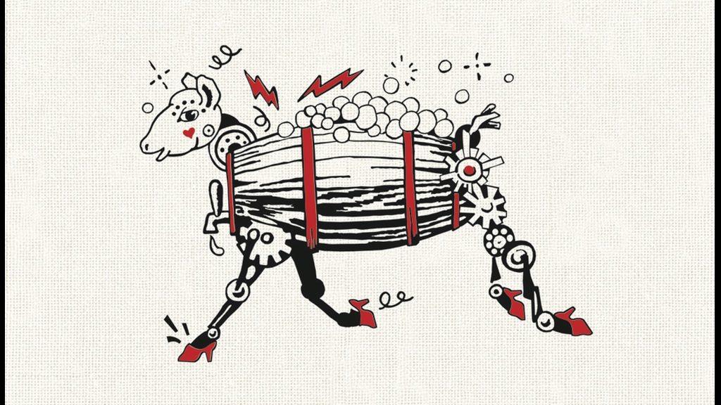 Theo Fadel illustration