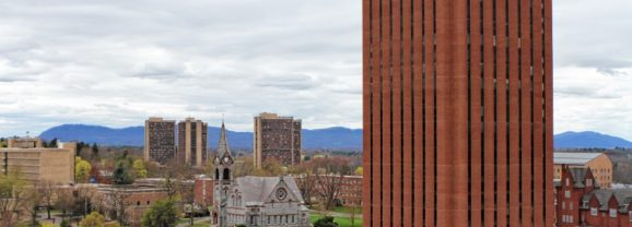 UMass Data Students Rub Elbows With Industry Leaders
