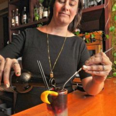 Alicia Fuhrman's Local Libations: A wine cocktail for winter