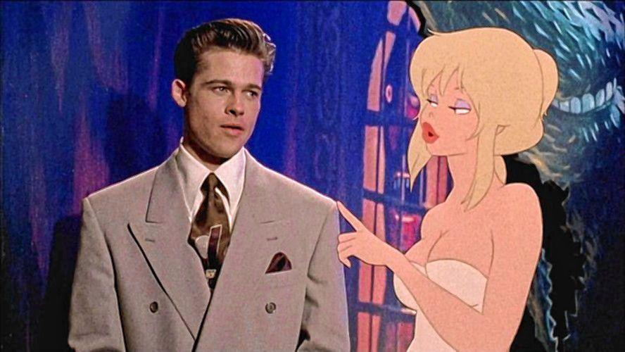 Blaise's Bad Movie Guide: When Brad Pitt Was the Pits