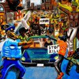 Between the Lines: VOTE, Should the Capitol Take Down This Painting of Police as Pigs?