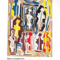 On Exhibit: Judaicas by Marius Sznajderman
