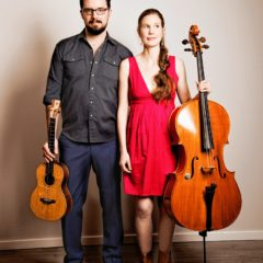 Friday Folk: James Hill and Anne Janelle