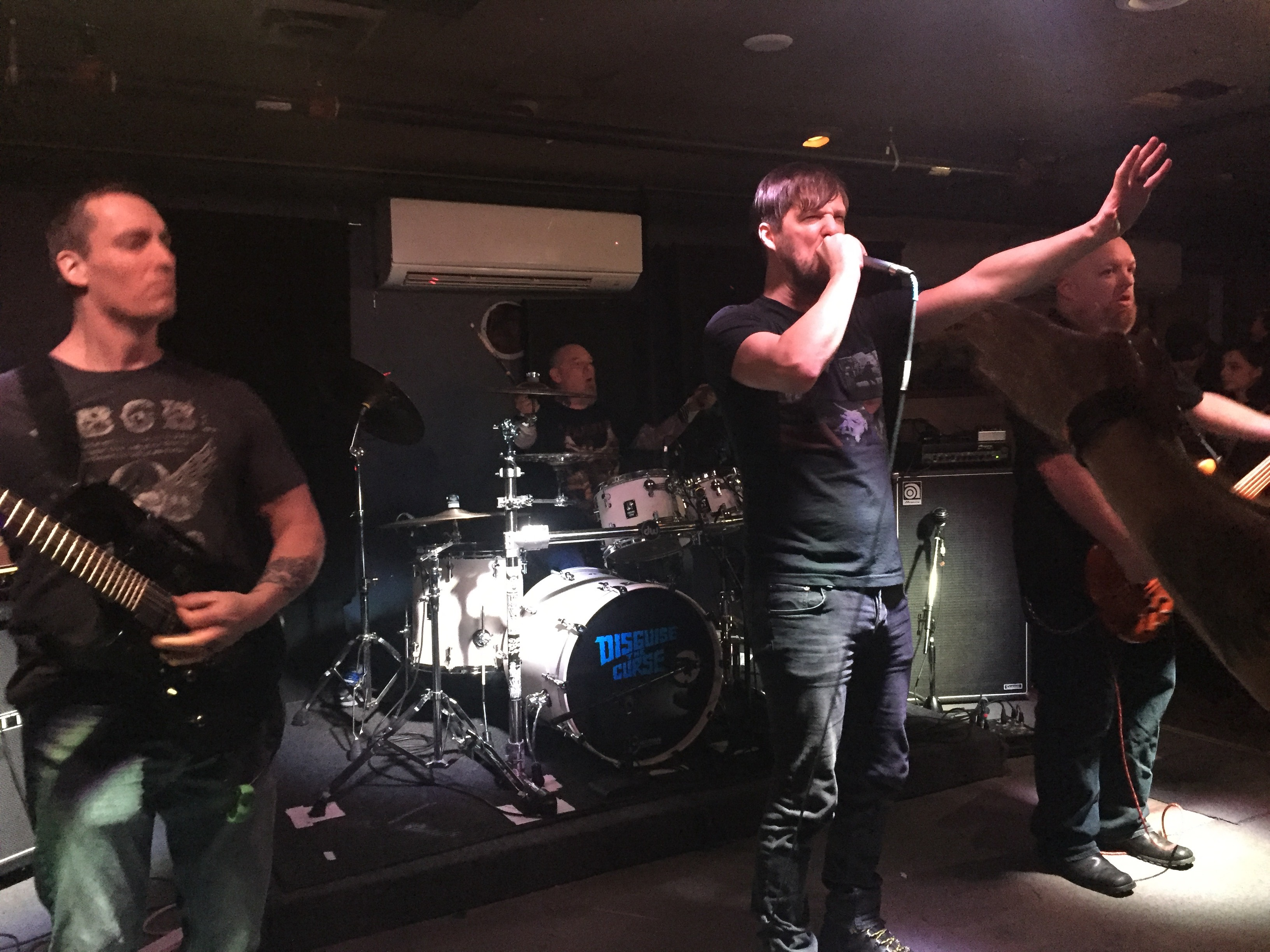 VIDEO Valley Show Girl: Experiencing an Album Live; Disguise the Curse's Release Party