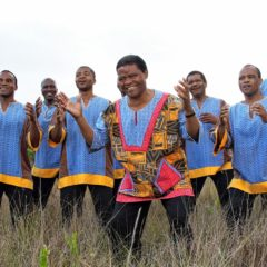Live Thursday: Ladysmith Black Mambazo
