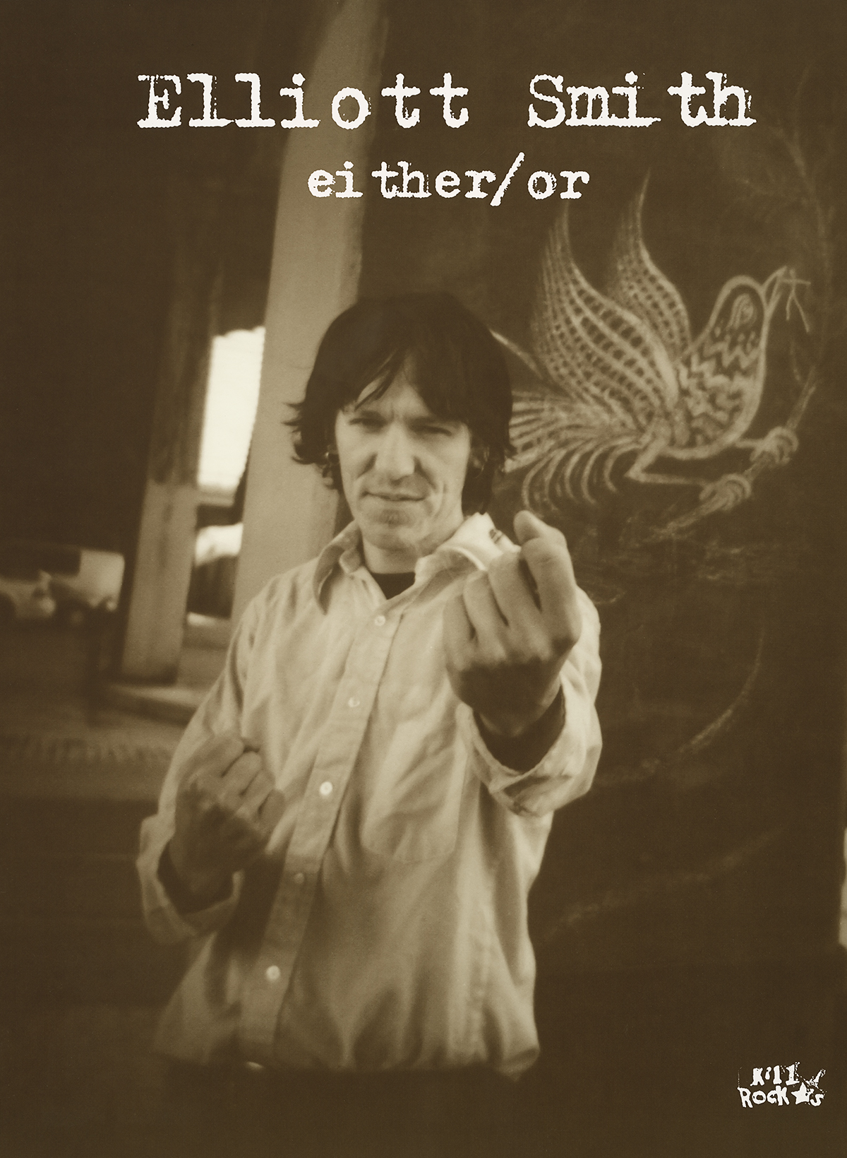 "Say Yes to Expanded Elliott Smith ""Either/ Or"" Reissue 