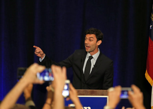 Democrat and political newcomer Jon Ossoff failed to capture Georgia's  Sixth Congressional District in the first round. But Tuesday's special  election ...