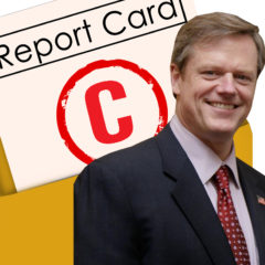 Between the Lines: Baker gets a 'C' in environmental protection