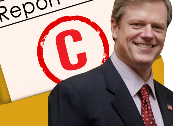 Baker gets a 'C' in environmental protection