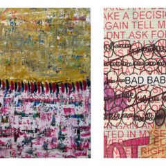 On Exhibit: Mary Witt and Brianna Ashe at Oxbow Gallery