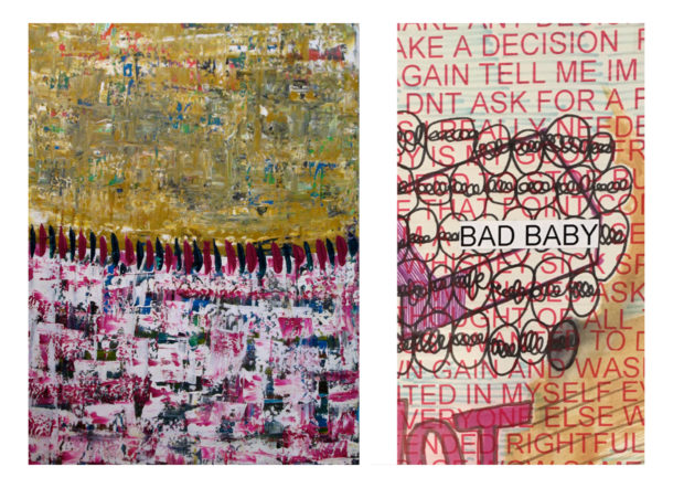 On Exhibit Mary Witt And Brianna Ashe At Oxbow Gallery Utter Buzz