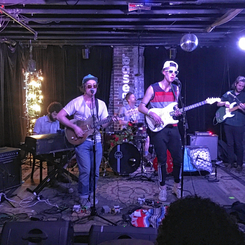 Basemental: From Northampton to Nashville