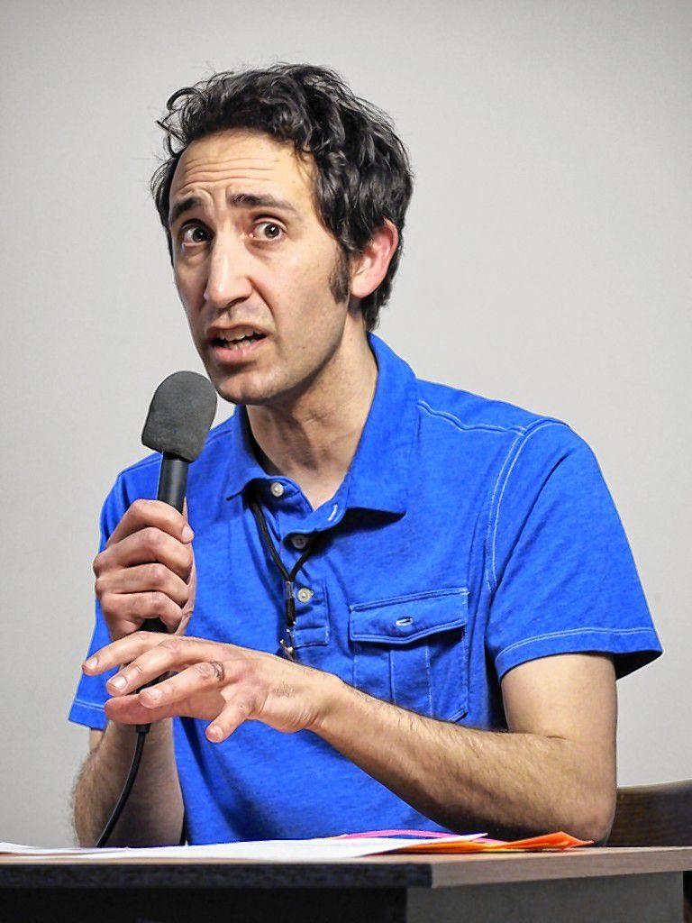 Seth Lepore. Photo courtesy of the artist.