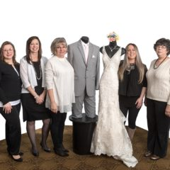 Best Bridal boutique 2017 – The Bridal Barn & Tux Shoppe