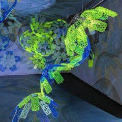 "On Exhibit: ""Luminous Muqarna"""