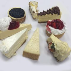 Advocate taste-off: Finding the perfect cheesecake