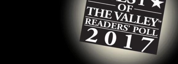 Winners of the Best Of the Valley Readers' Poll Announced, top local businesses in 160+ categories
