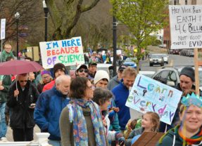 Back Talk: Why I Marched For Science