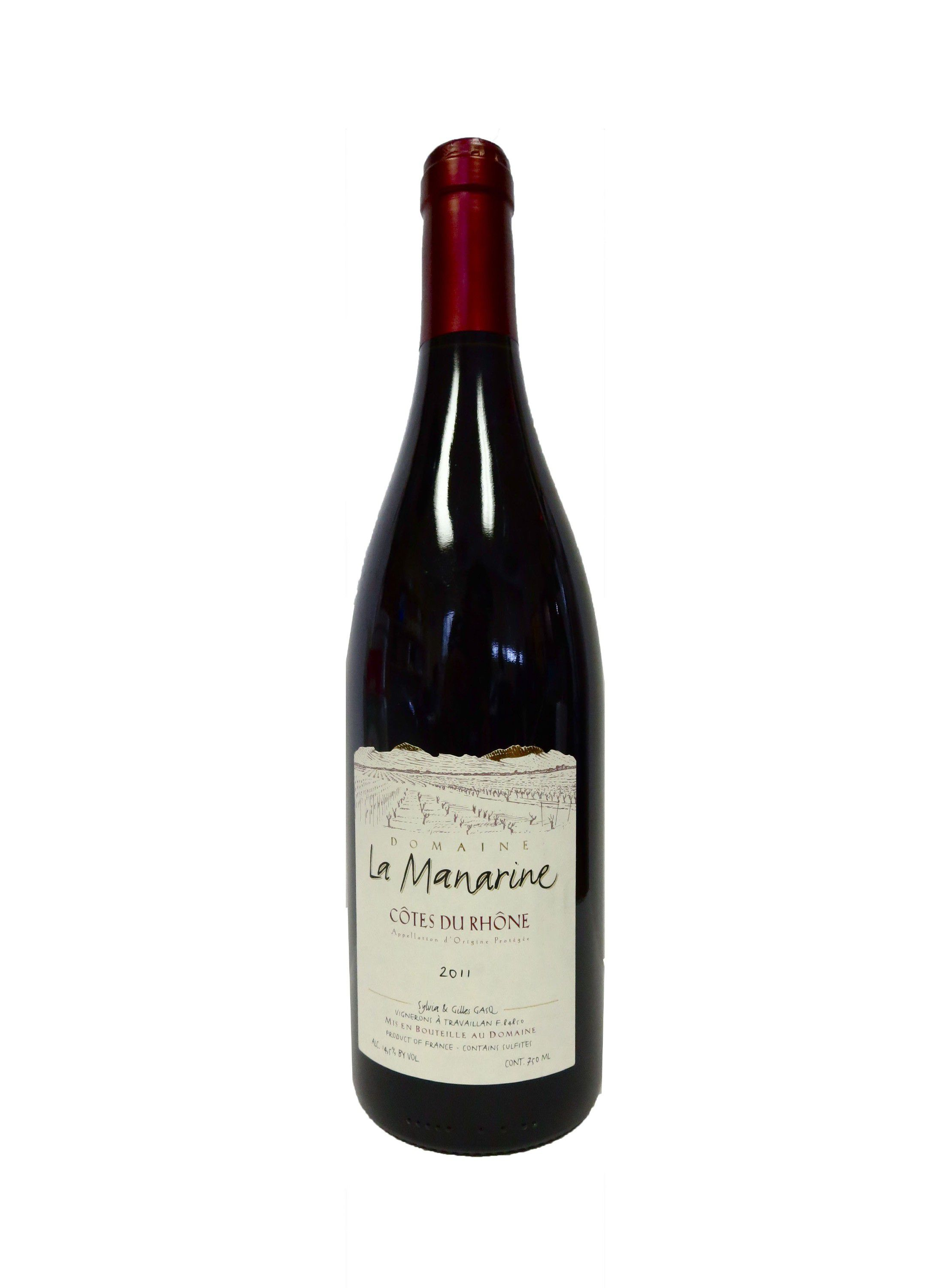 The Pour Man: La Manarine is French red wine done right