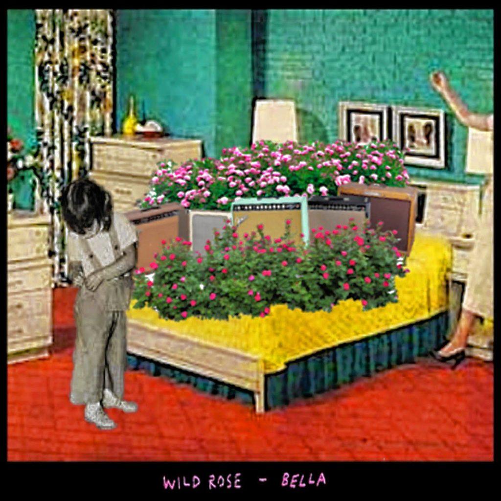 Bella Wild Rose Tracks