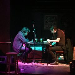 Valley Show Girl: Gimme, Gimme Noise Pollution, experimental night at The Root Cellar in Greenfield