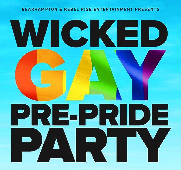 Rhonda coney and gay pride