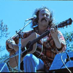 David Crosby on Songwriting, Politics, and Fame