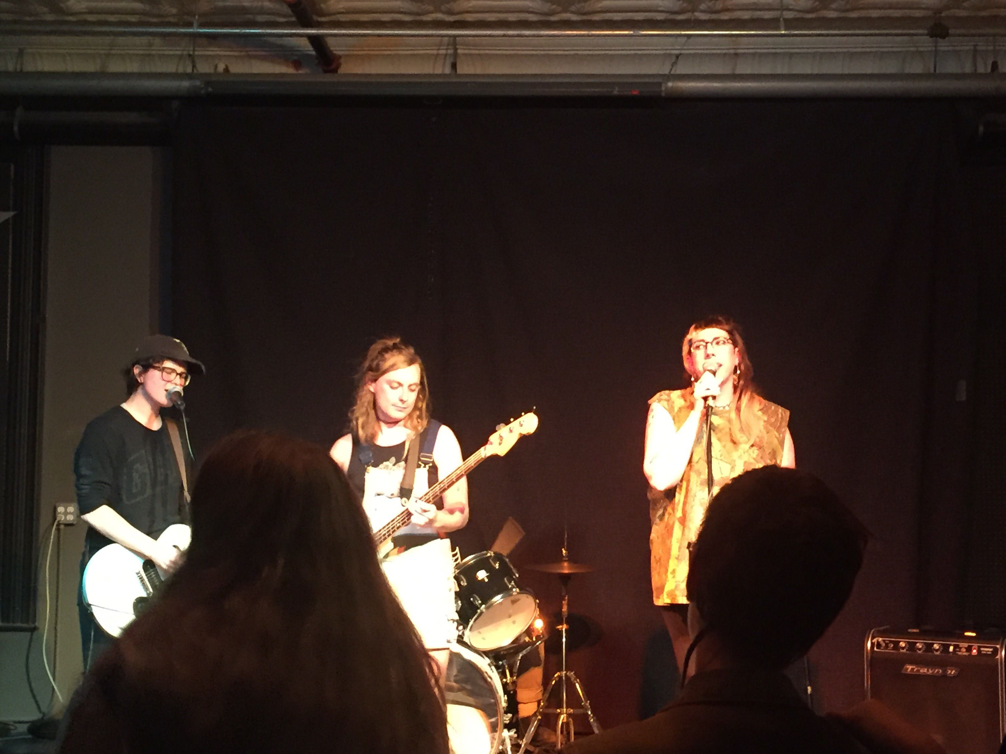 Valley Show Girl: Queer Punk Rocks at Flywheel in Easthampton