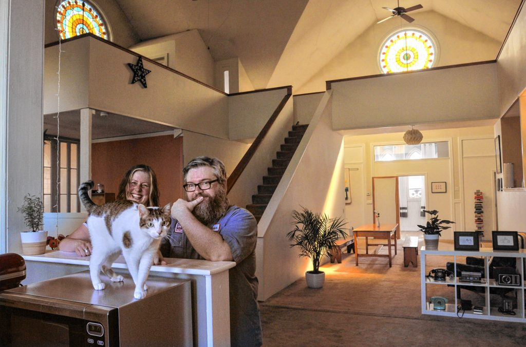 Born-Again Buildings: Turning Churches Into Places To Live