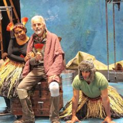 Theater: 'Shipwrecked!' You Had Me at Giant Killer Octopus