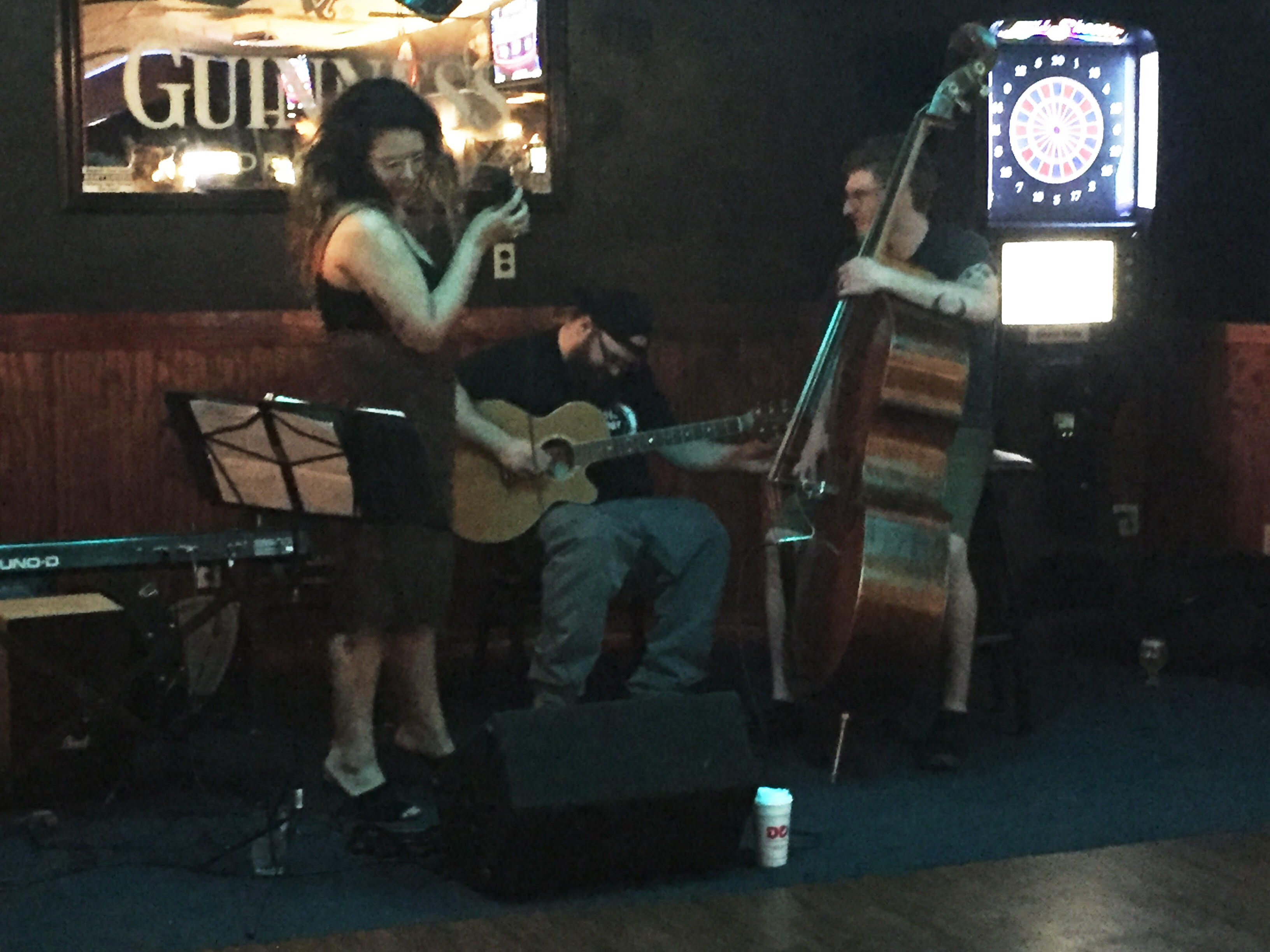 Valley Show Girl: Alt Jazz With The Greys at The Still in Agawam (w/vid)