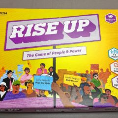 RISE UP Board Game Is All About Fighting The System
