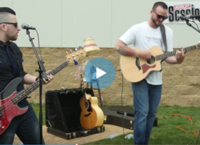 Feel Good Drift Acoustic Duo on The Valley Advocate Sessions Stage